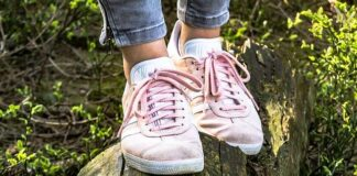 buty na wiosnę