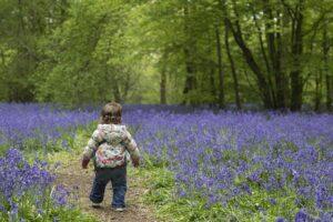ubranka dla dziecka na wiosnę